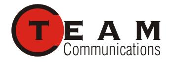 team communications logo